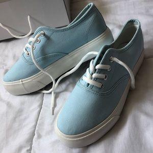 Cute pastel chunky platform shoes! 🍬